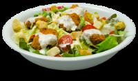 Caesar Salad C/Frango Crocante