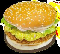 Burger Veggie Crispy