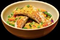 Curry Bowl c/Peixe