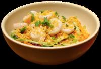 Curry Bowl c/Camarão