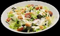 Caesar Salad Sem Carne