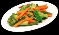 Porção de Legumes ao Vapor