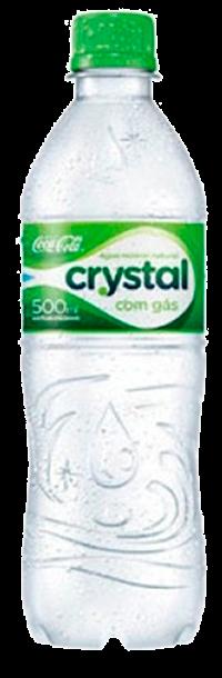 Agua com gás - 500ml