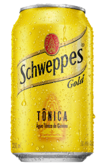 Schweppes Tonica - Lata