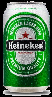 Cerveja Heineken - Lata
