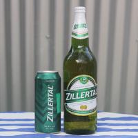 Cerveja Ziller Lata 473ml
