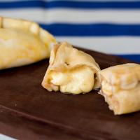 Empanada de Presunto e Queijo