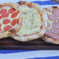 Pizza Napolitana Mussarela Veg