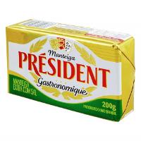 Manteiga Extra President C/Sal