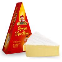 Queijo Brie Tirolez 125g